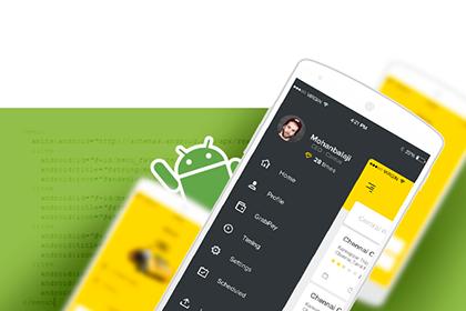 Miniatura do Desenvolvimento de Aplicativos Mobile