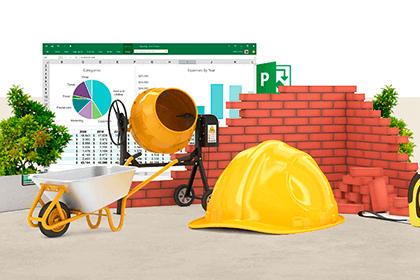 Miniatura do Planejamento e Gerenciamento de Obras